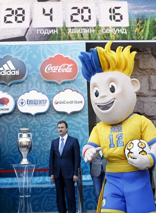 Председатель Киевской городской госадминистрации Александр ПОПОВ (фото REUTERS)