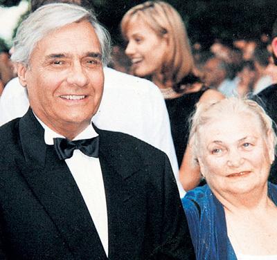 ...с которой прожил в браке больше 60 лет