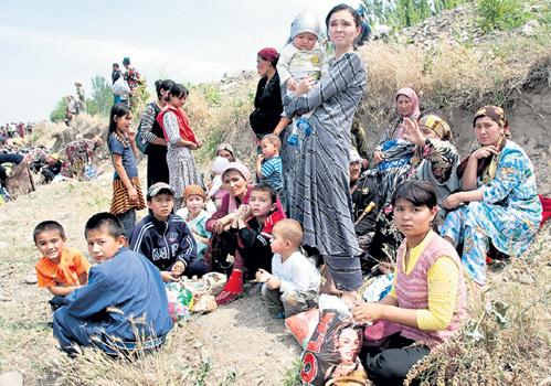 Многодетные семьи в Узбекистане скоро станут редкостью (фото АР)