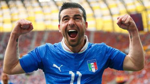 Италия обыгрывает команду Ирландии. Фото: РИА «Новости»
