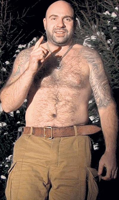 Тимофей считает, что татуировки украшают мужчину