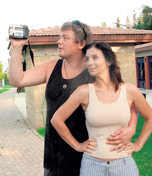 Екатерина и Александр мечтают об отдыхе...