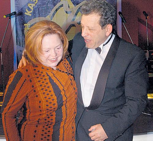 женой новой грачевский фото с