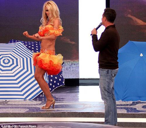 Бразилия танцы андерсон
