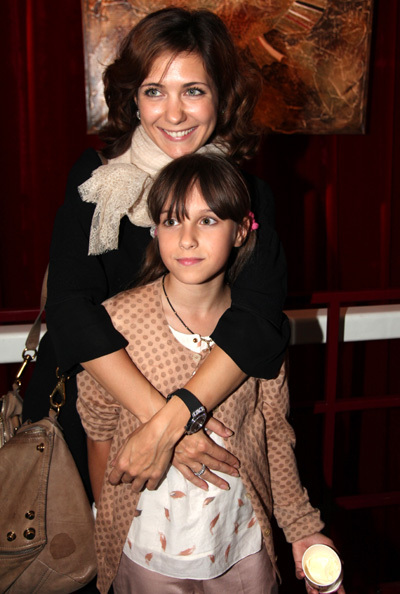 Екатрина КЛИМОВА с дочкой