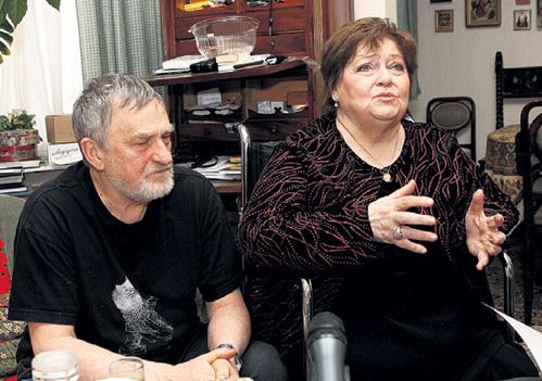 Борис ДИОДОРОВ и Карина ФИЛИППОВА были свидетелями любовных перипетий Владимира