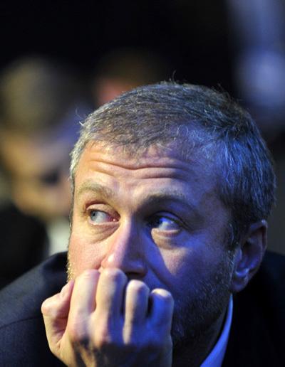 Романа АБРАМОВИЧА подозревают в подкупе членов ФИФА. Фото: РИА «Новости»