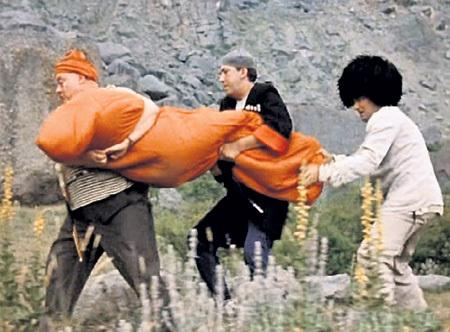Обряд похищения невесты наш народ изучил по «Кавказской пленнице»