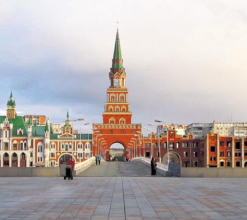 ...в переводе на русский - Красный город (в смысле, красивый). Фото: visitola.ru