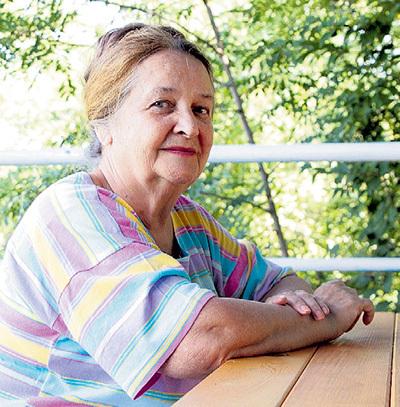 Татьяна Зиновьевна знает столько, что впору писать мамуары (2013 год)
