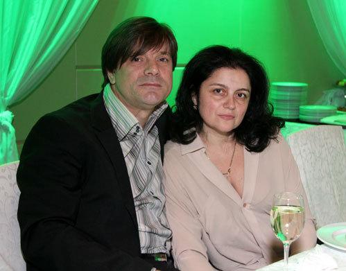 Николай ТРУБАЧ с женой