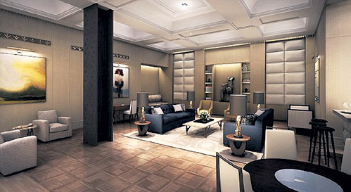 Новая квартира обставлена без голливудского шика, но жить в ней хозяйке будет комфортно