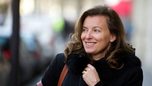 Подруга президента Франции Француа Олланда Валери Триервейлер угодила в больницу. Фото: РИА «Новости»