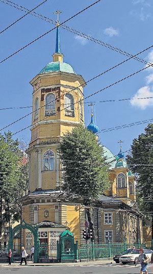Обряд прошел в Риге, в храме Благовещения Пресвятой Богородицы (Фото:ru.wikipedia.org)