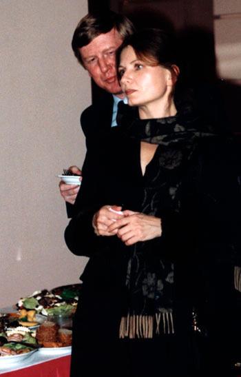 С Марией ВИШНЕВСКОЙ горе-приватизатор прожил 22 года