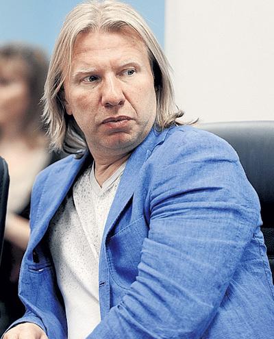 Виктор ДРОБЫШ желает ВАЕНГЕ не растерять народную любовь. Фото: Мила СТРИЖ/«Комсомольская правда»