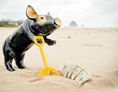 Закопанными в оффшорах денежками придётся делиться с государством