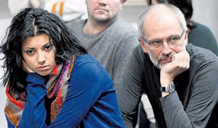 Ноза и Александр уверены, что их 30-летняя разница в возрасте малышу пойдёт только на пользу - говорят, у таких родителей на свет появляются гениальные дети. Фото: Facebook.com