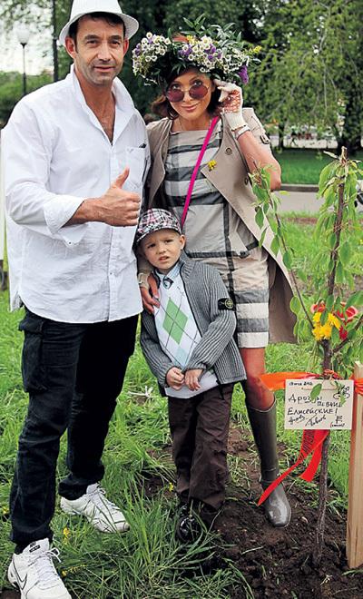 Ольга ДРОЗДОВА и Дмитрий ПЕВЦОВ мечтают о втором малыше