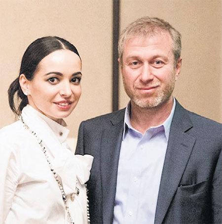 Диана ВИШНЕВА, Роман АБРАМОВИЧ (Фото: Продюсерское агентство BOKOVFACTORY)