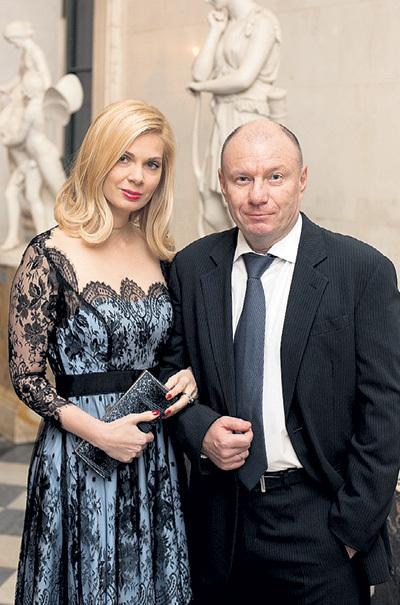 Екатерина и Владимир ПОТАНИНЫ счастливы вместе