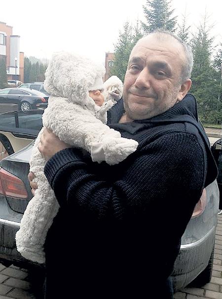 Осенью ФРИДЛЯНД стал отцом в четвертый раз. Фото: Facebook.com