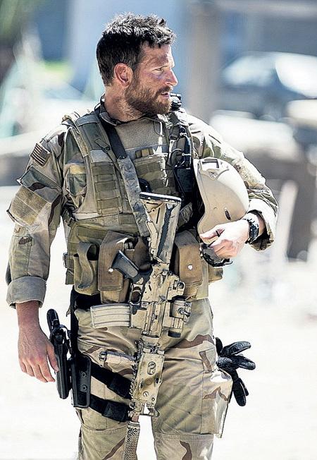 ...из фильма «Американский снайпер» иракцы называли дьяволом