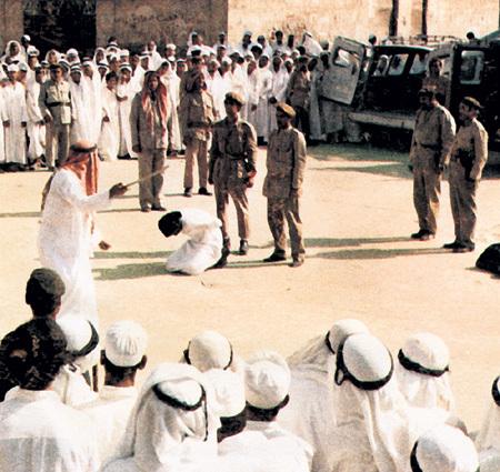 В Саудовской Аравии должность палача передаётся по наследству