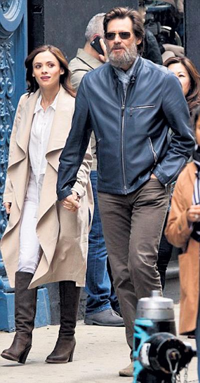 Спустя два года после разлуки Джим и Катриона опять вместе