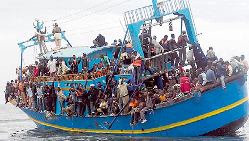 Корабль дураков. Фото: © Reuters