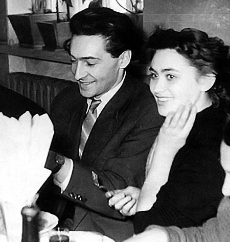 МЕНГЛЕТ И ТИХОНОВ в 1959 году приехали в далекий Ангарск, чтобы показать свою совместную работу сибирякам