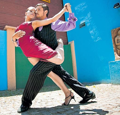 После принятия закона уличным танцорам придётся быть осторожнее со своими партнёршами
