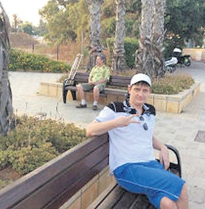 Влад ПУГАЧЕВ выложил в Сеть первые фотографии из Израиля  (Фото: ok.ru)