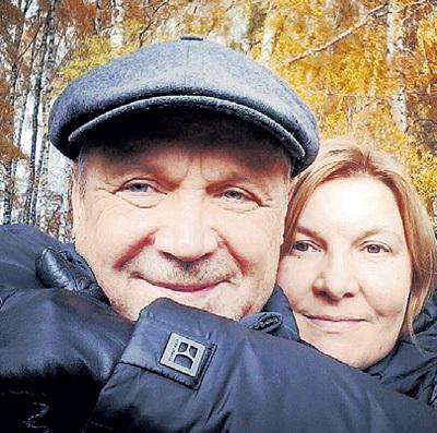 Актёр 35 лет живёт с телережиссёром Ольгой ВИХОРКОВОЙ