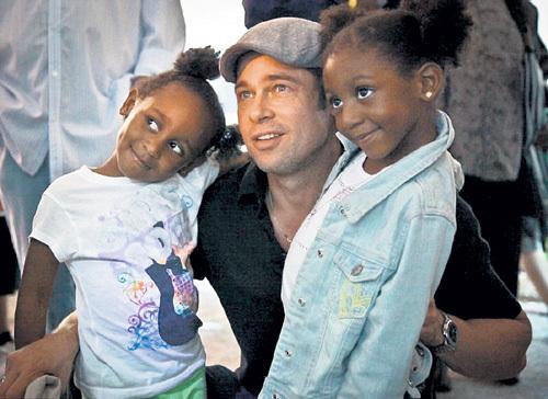 ..и теперь актёр для детей Нового Орлеана - второй отец