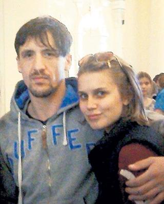 Артур и Даша на днях отметили вторую годовщину брака. Фото: Instagram.com