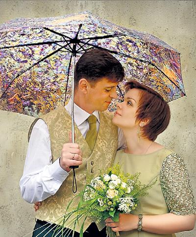 ...живут с Наталией и её новым мужем Андреем. Фото: Vk.com