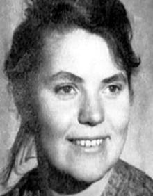 Вторая жена КРАСКО Кира Васильевна