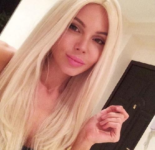 Оксана САМОЙЛОВА (Фото: instagram.com)
