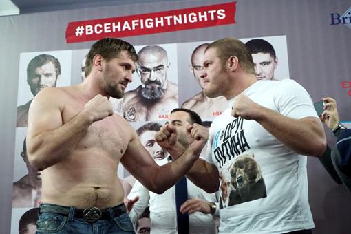 Виталий МИНАКОВ, Джош КОУПЛЕНД. Фото: sovsport.ru