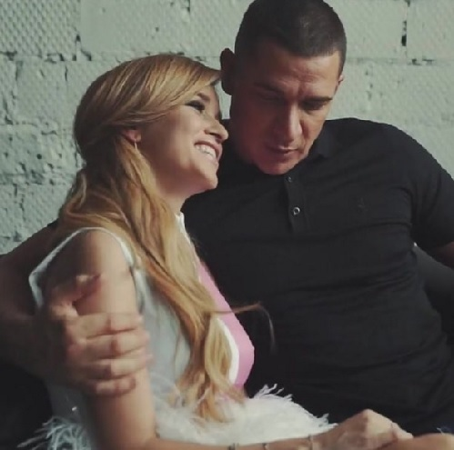 Ксения БОРОДИНА и Курбан ОМАРОВ (Фото: instagram.com)