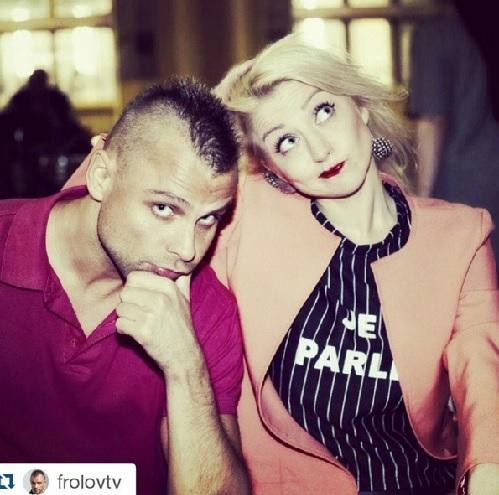Анастасия ЕГОРОВА и Семён ФРОЛОВ (Фото: instagram.com)