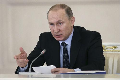 Владимир ПУТИН (Фото: © Reuters)