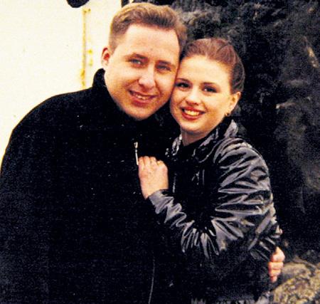 С Даниилом МИШИНЫМ она поставила свой личный рекорд