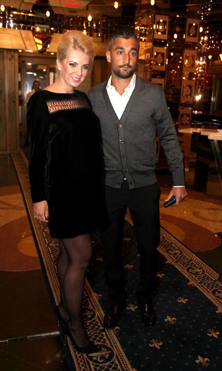 Александр САМЕДОВ с женой