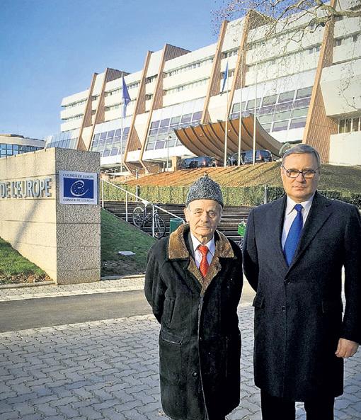 ДЖЕМИЛЕВ и КАСЬЯНОВ: политические лузеры. Фото: Facebook.com