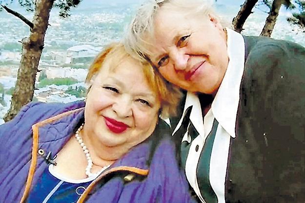 ...а вот сестры Ирины на торжестве не было. Фото: Vk.com