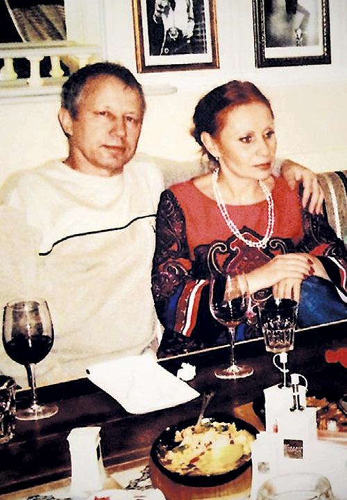 Родители Владимира-Беллы живут в Донецкой области. Фото: Instagram.com