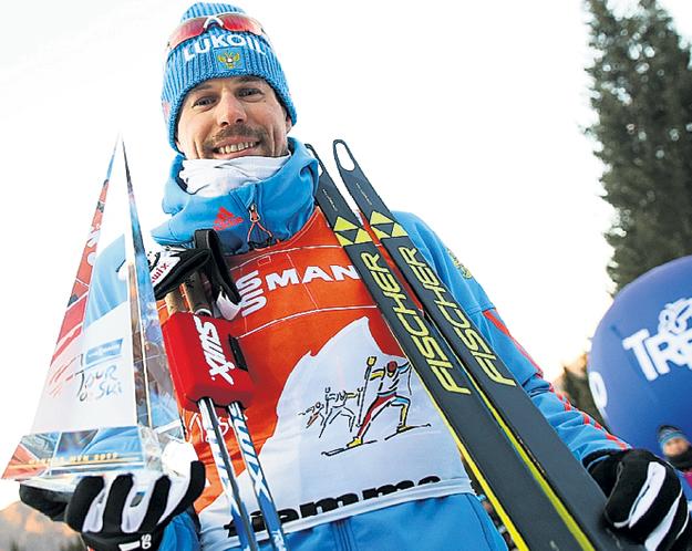 Сергей УСТЮГОВ показывает феноменальные результаты. Фото: © РИА «Новости»