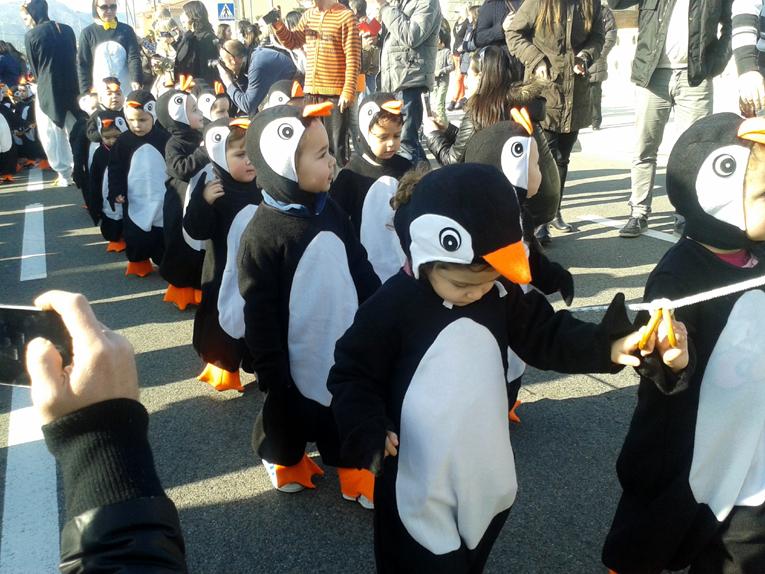 На карнавал - с детства